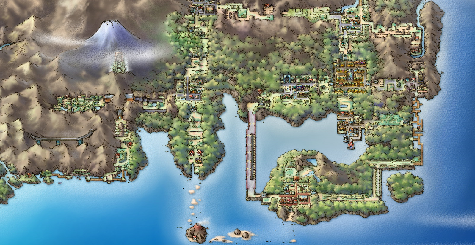 Can You Name This Pokemon Town Thequiz The party that i recommend bringing to driftveil gym is: can you name this pokemon town thequiz
