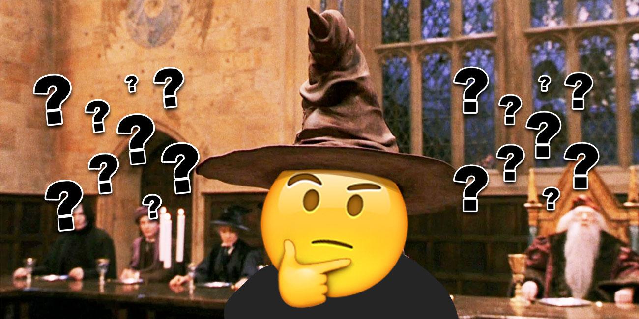 Which Hogwarts House Do You Belong In?   TheQuiz