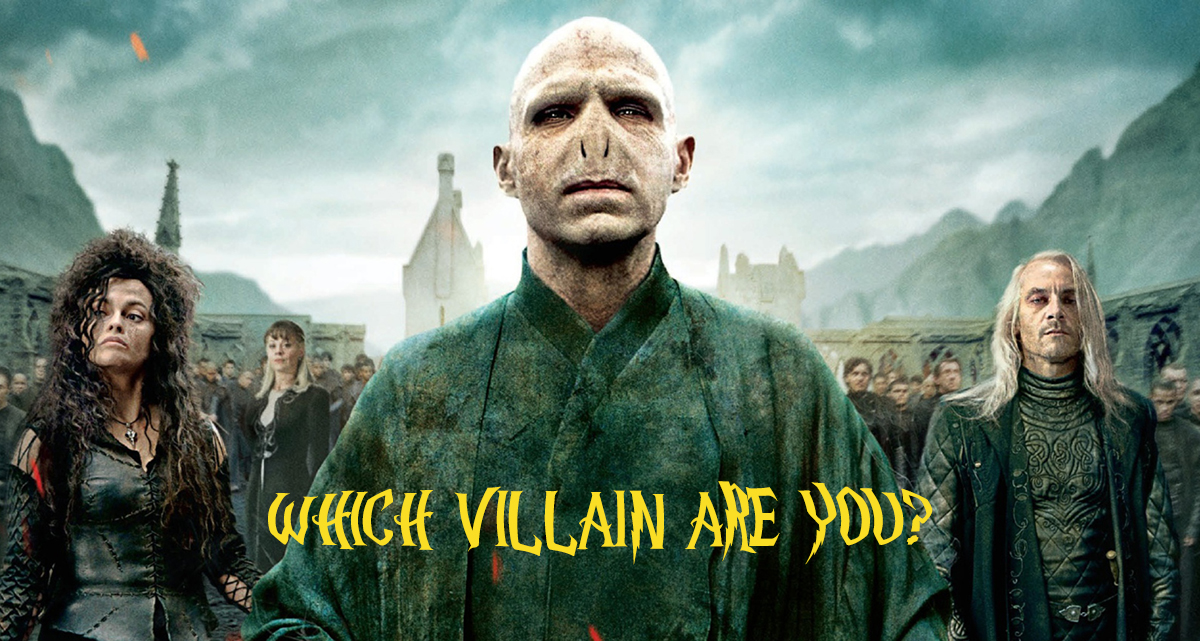 Which Harry Potter Villain Are You? | TheQuiz