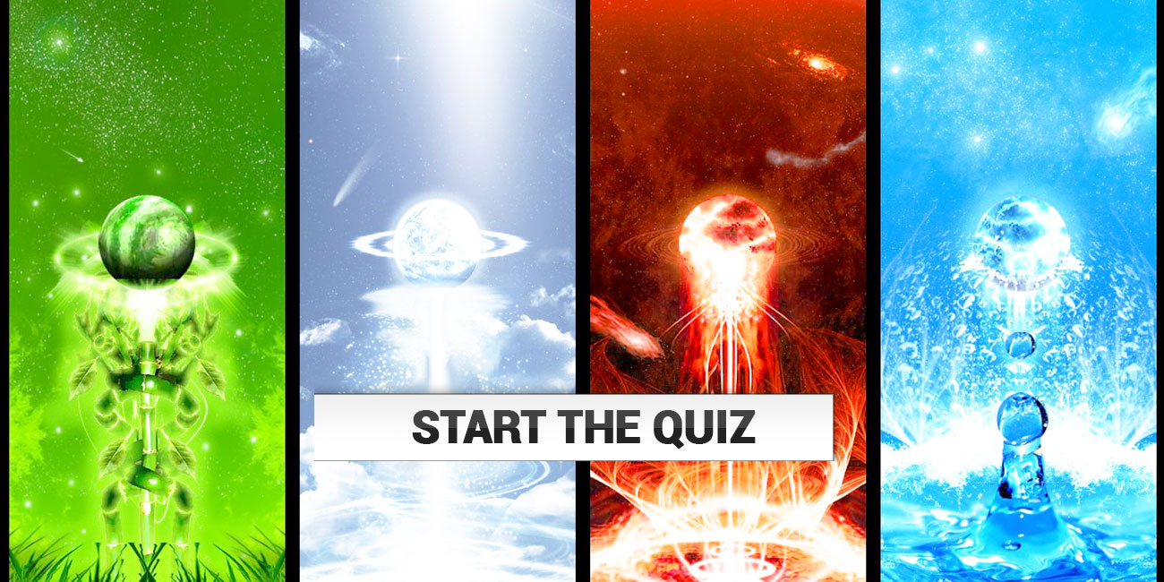 Which Element Are You: Earth, Wind, Water, Or Fire? | TheQuiz