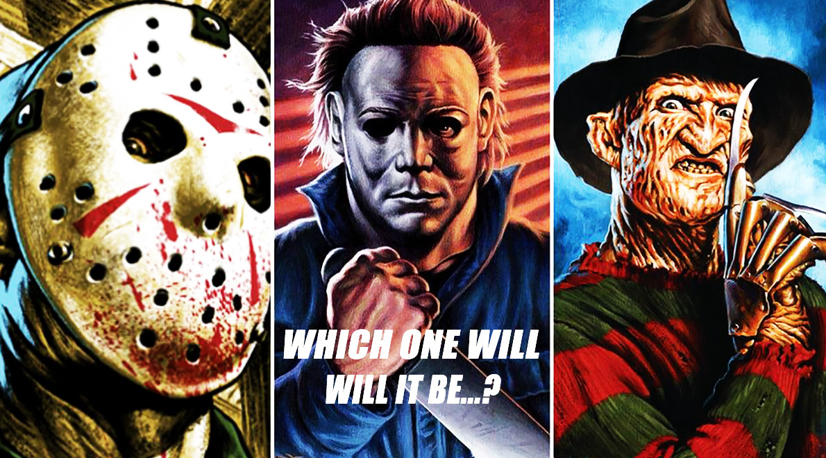 Which Slasher Would End You In A Horror Movie? | TheQuiz