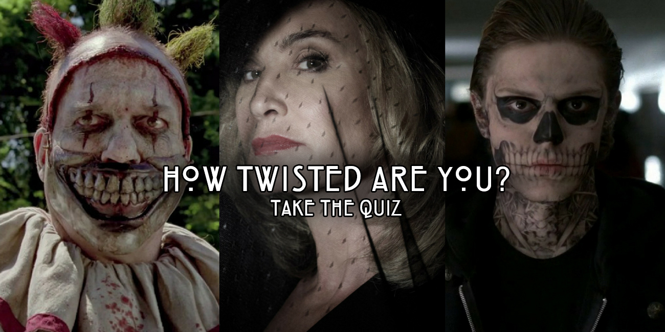 Pick Your Favorite AHS Characters To Find Out How Twisted
