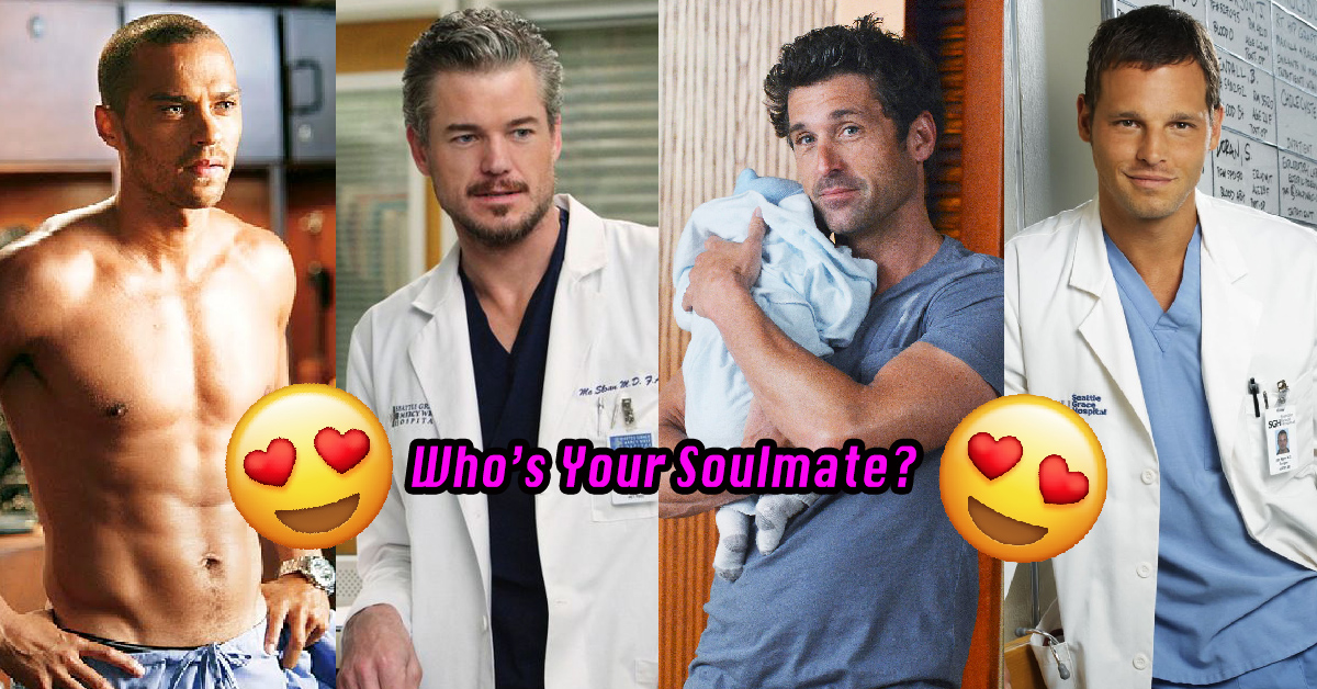 This 60-Second Quiz Will Tell You Who Your Grey's Anatomy