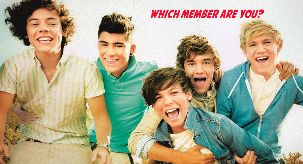 Which One Direction Singer Are You Thequiz