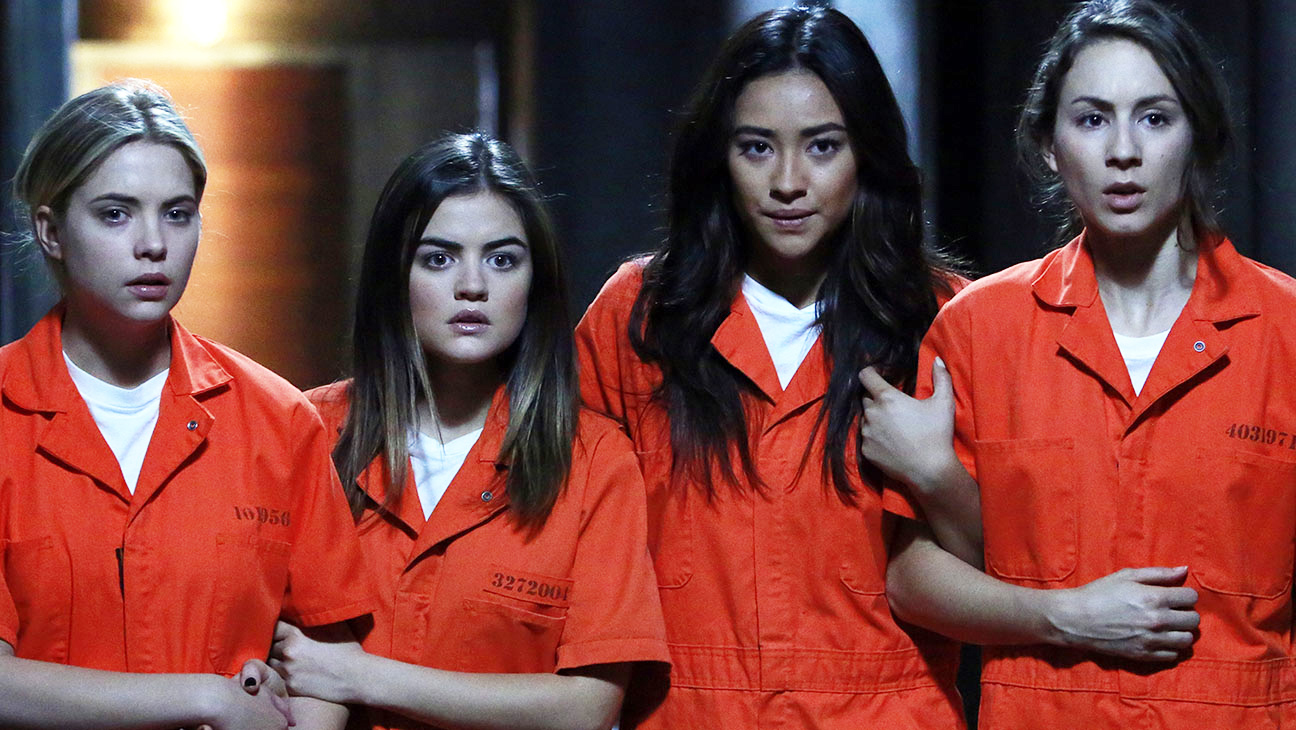 If You Fail This Pretty Little Liars Quiz, You're Officially
