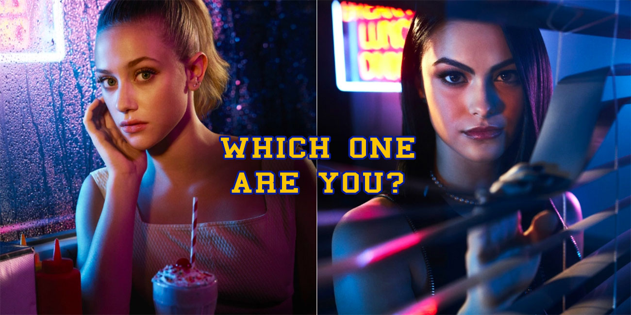 Which Riverdale Vixen Are You: Betty Or Veronica? | TheQuiz