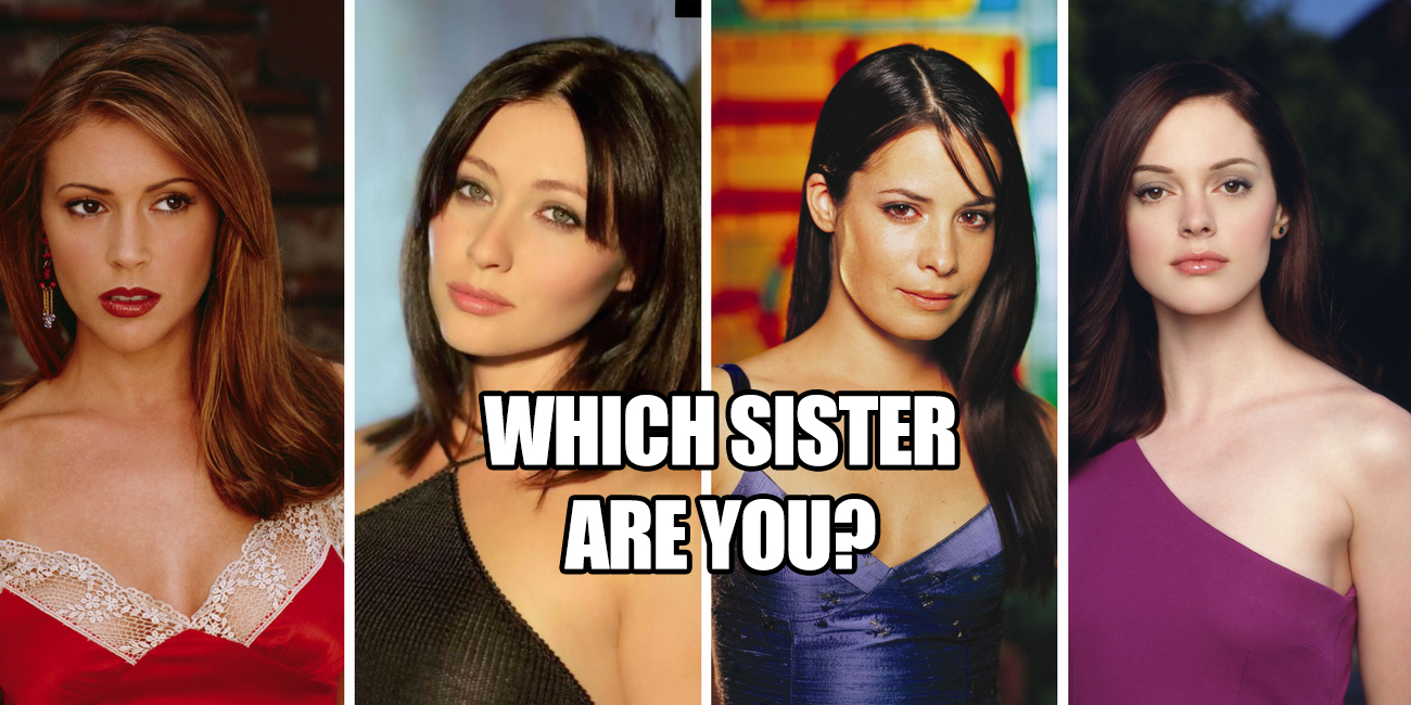 Which Halliwell Sister Are You Thequiz