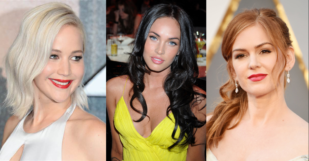 The 60 Second Test That Ll Tell You Which Hair Color Best Suits You