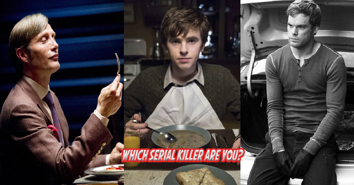 the personality test that ll determine which tv serial killer you  the personality test that ll determine which tv serial killer you re most like