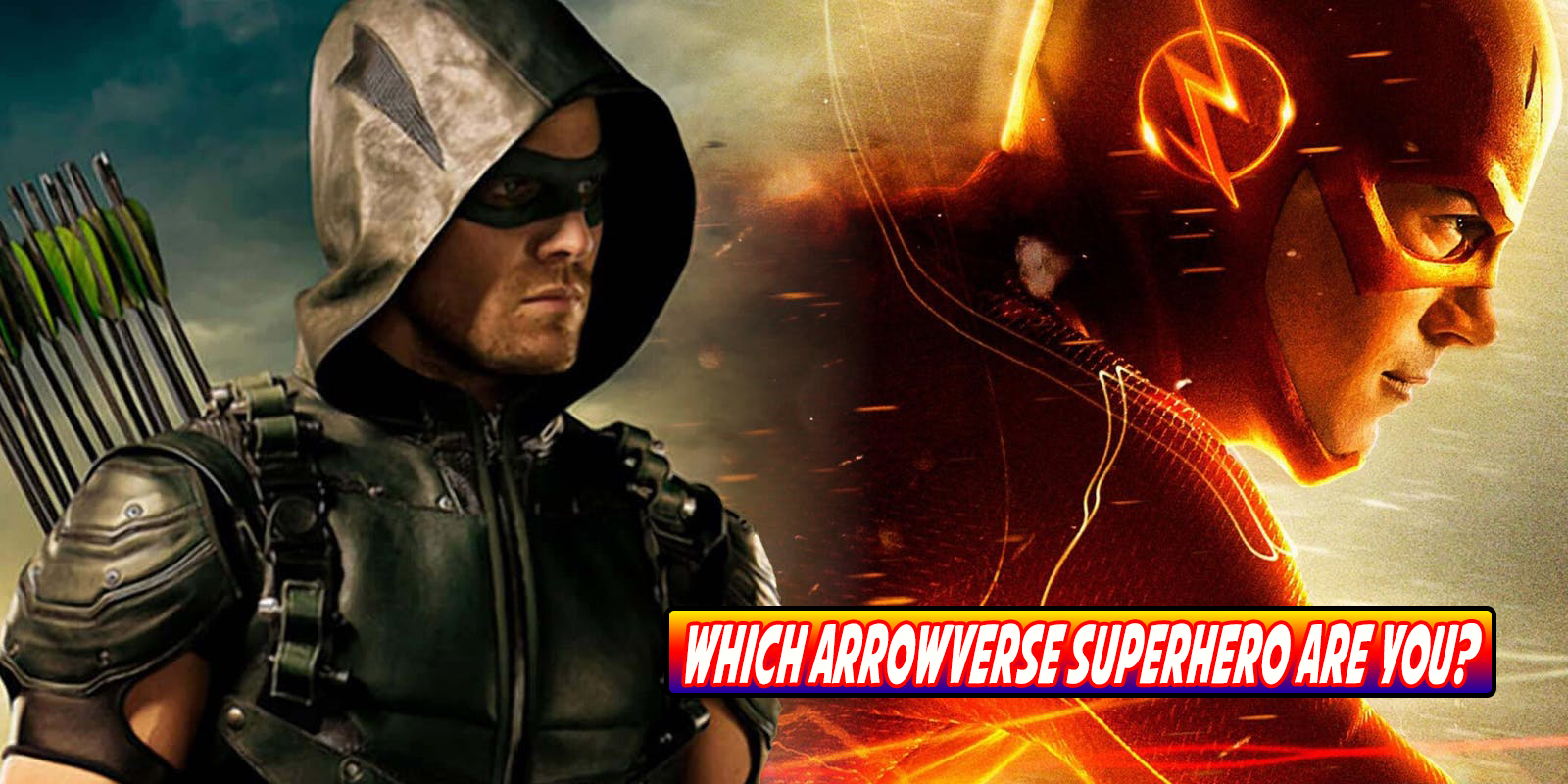 Take This Test And We'll Tell You Which Arrowverse Superhero You Are!