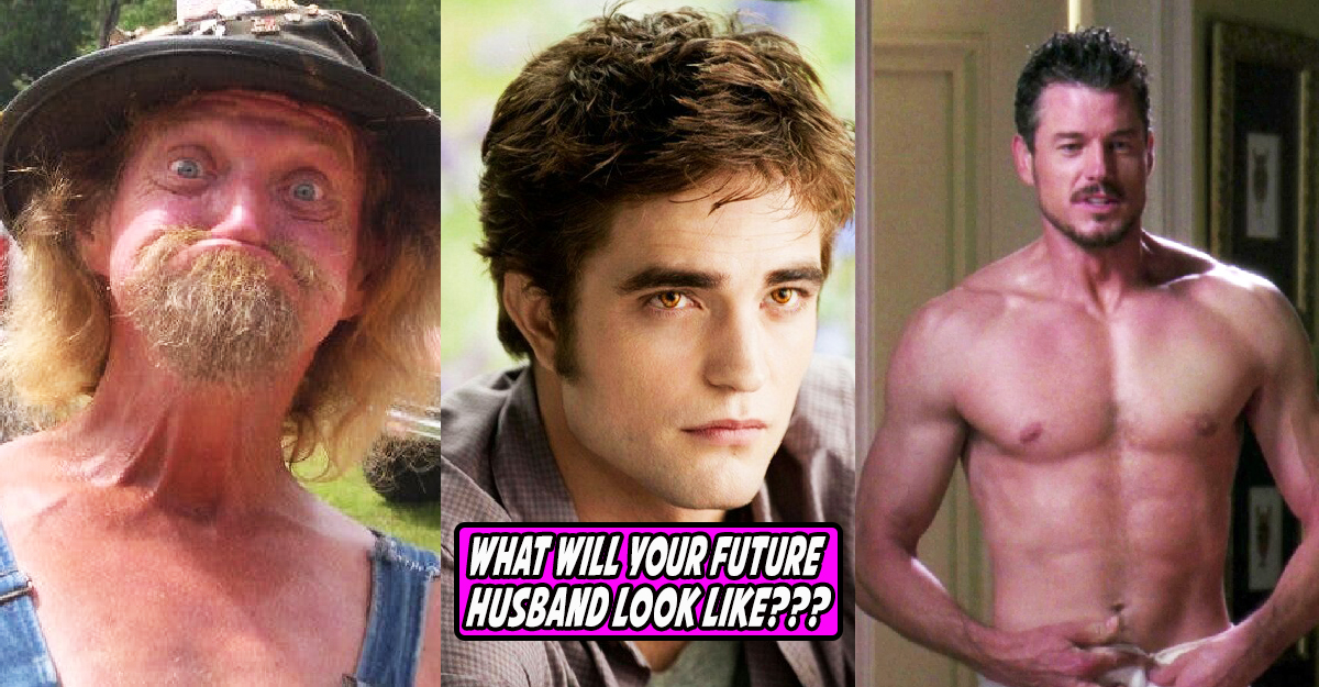 The 60-Second Quiz That'll Reveal What Your Future Husband