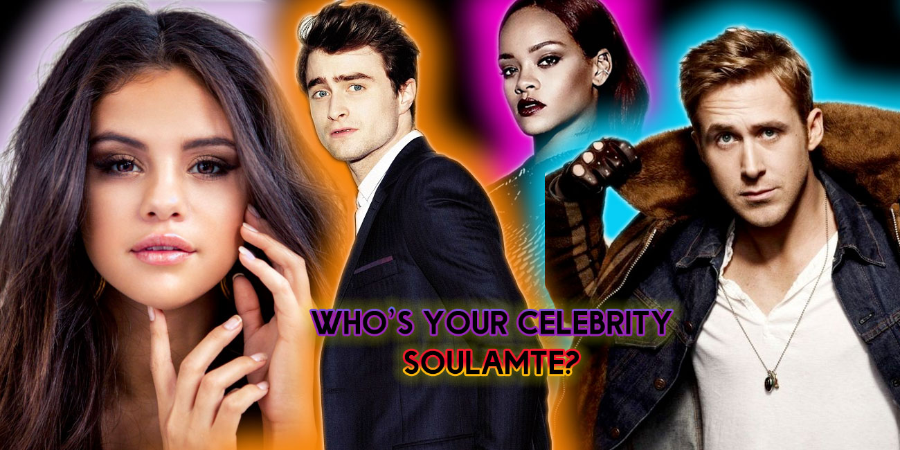 Answer These Random Questions To Find Your Celebrity Soulmate