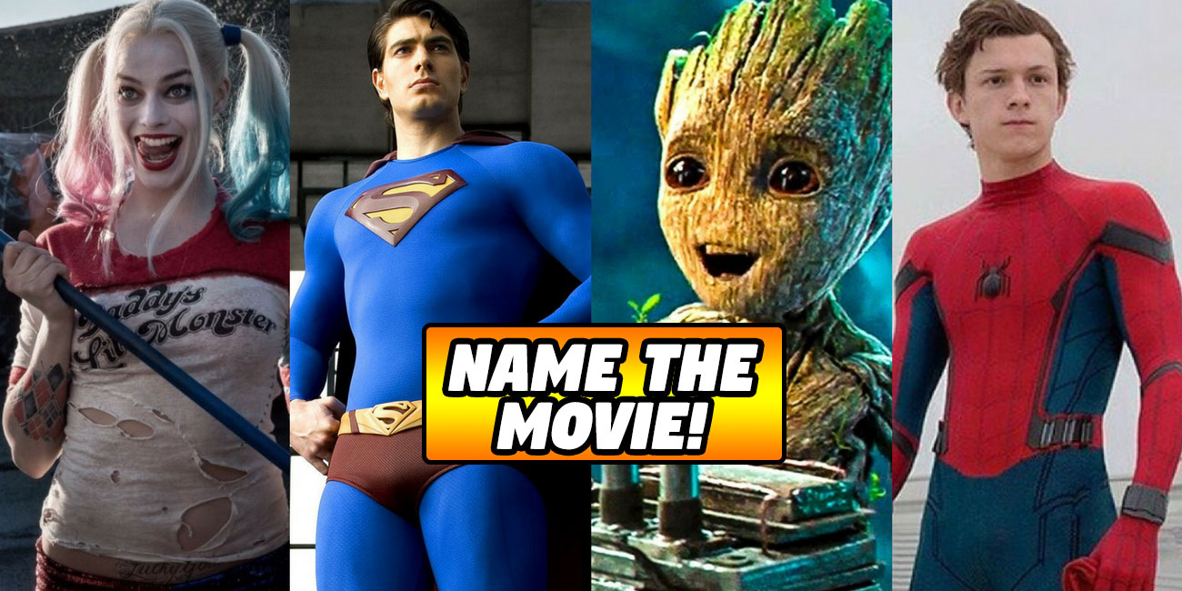 Only Nerds Can Name 100% Of These Superhero Movies | TheQuiz