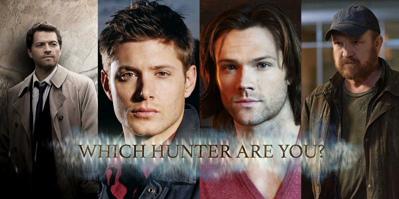 Which Supernatural Hunter Are You?   TheQuiz