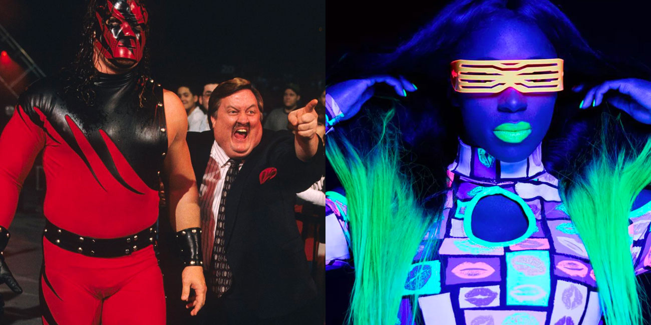 sc 1 st  TheQuiz & Only True WWE Fans Can Match The Wrestler To Their Costume