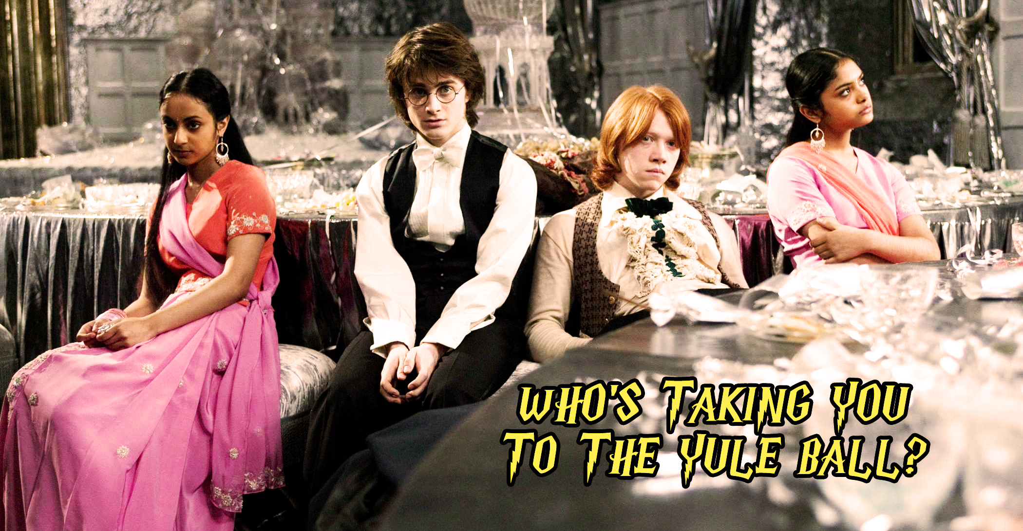 Harry Potter: Which Character Is Taking You To The Yule Ball?