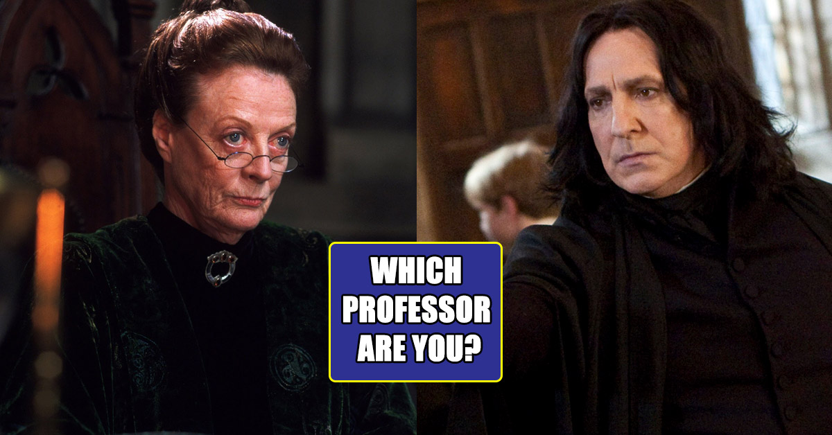 Take This Harry Potter Test, And We'll Tell You Which