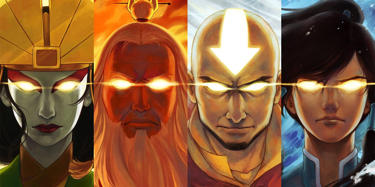 Take This Test And We'll Reveal Which Avatar You Are | TheQuiz