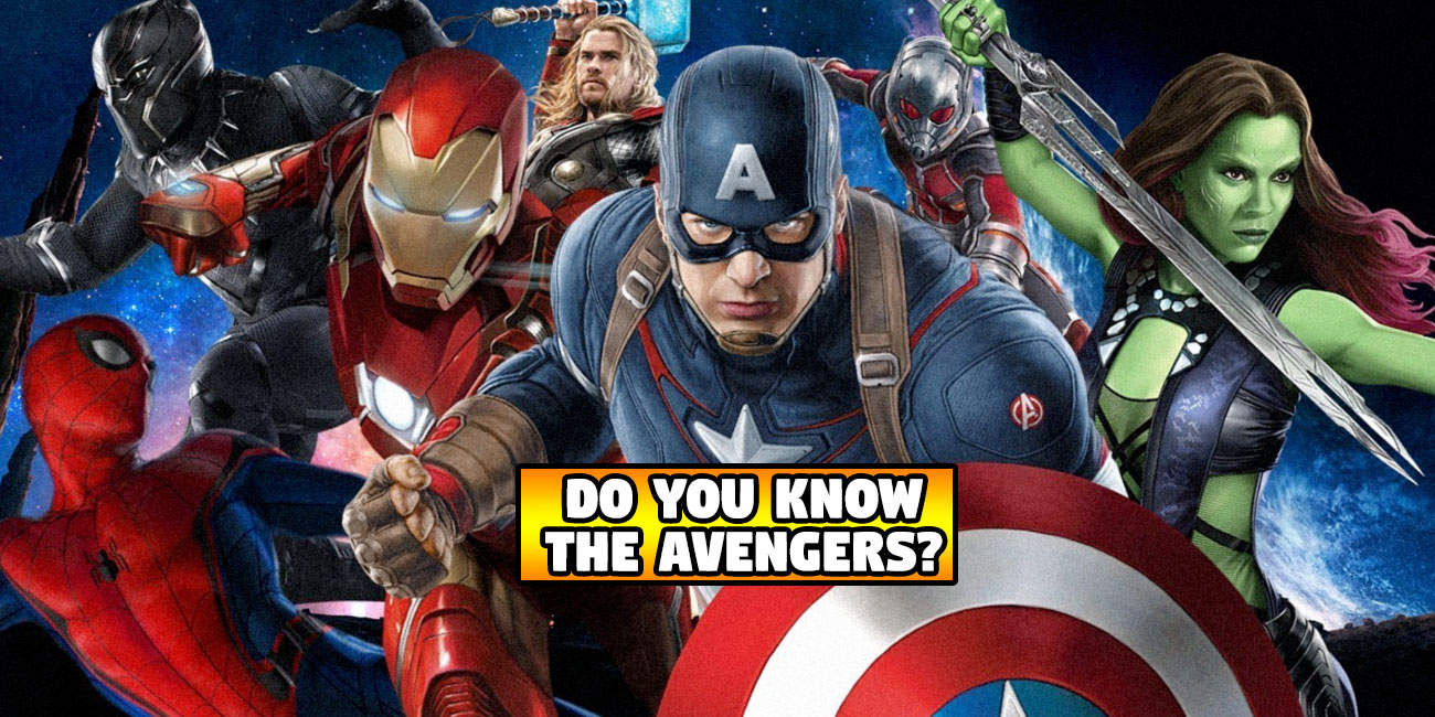 The Avengers Quiz That Even Nick Fury Would Fail | TheQuiz