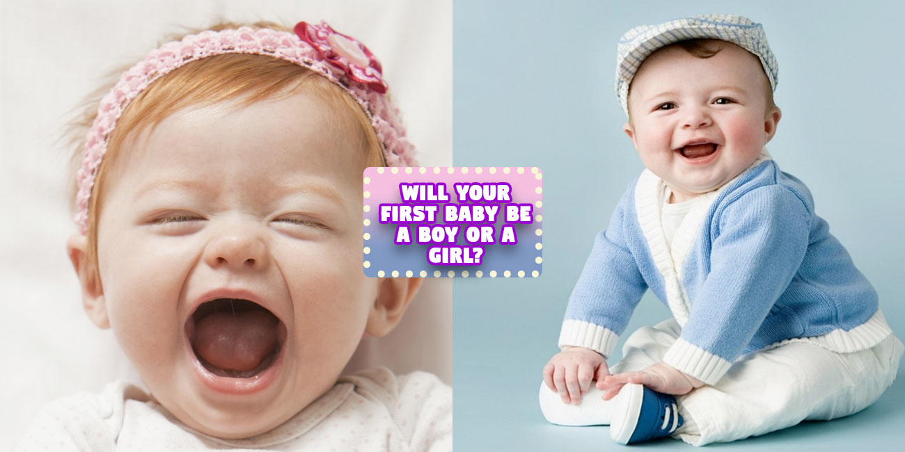 Take This Quiz To Find Out If Your First Baby Will Be A Girl
