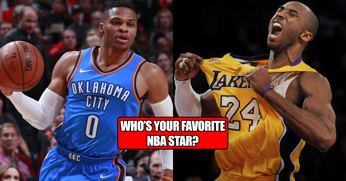formatera vinden är stark astronaut  Pick Your Favorite NBA Stars And We'll Guess Your Age | TheQuiz