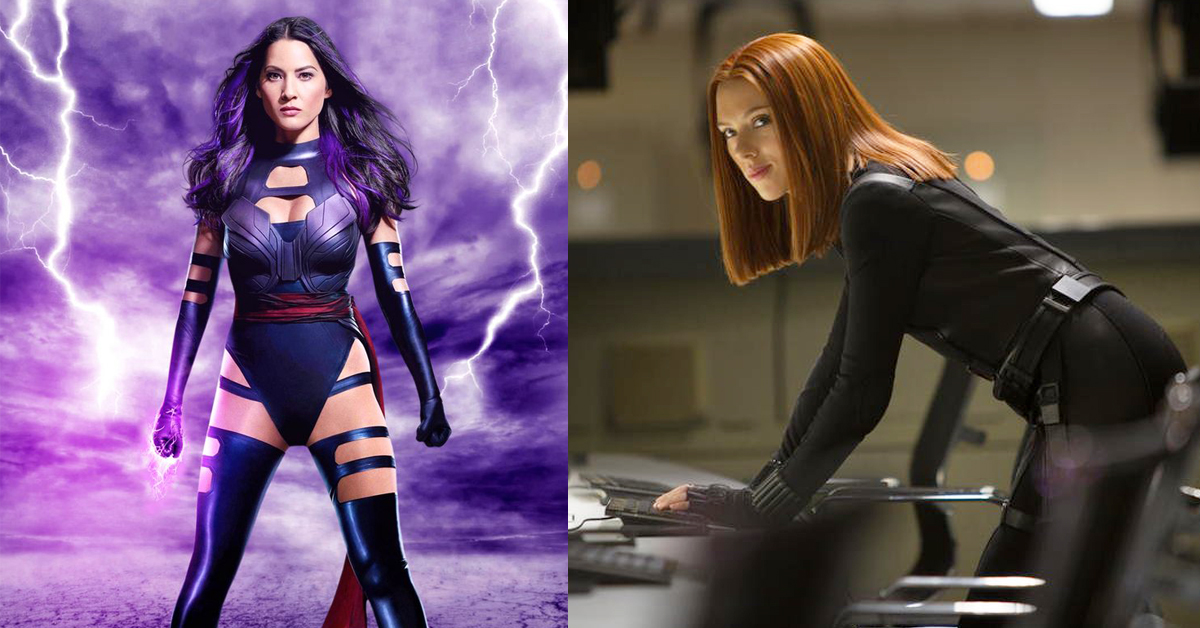 Which Female Superhero Would You End Up With?   TheQuiz