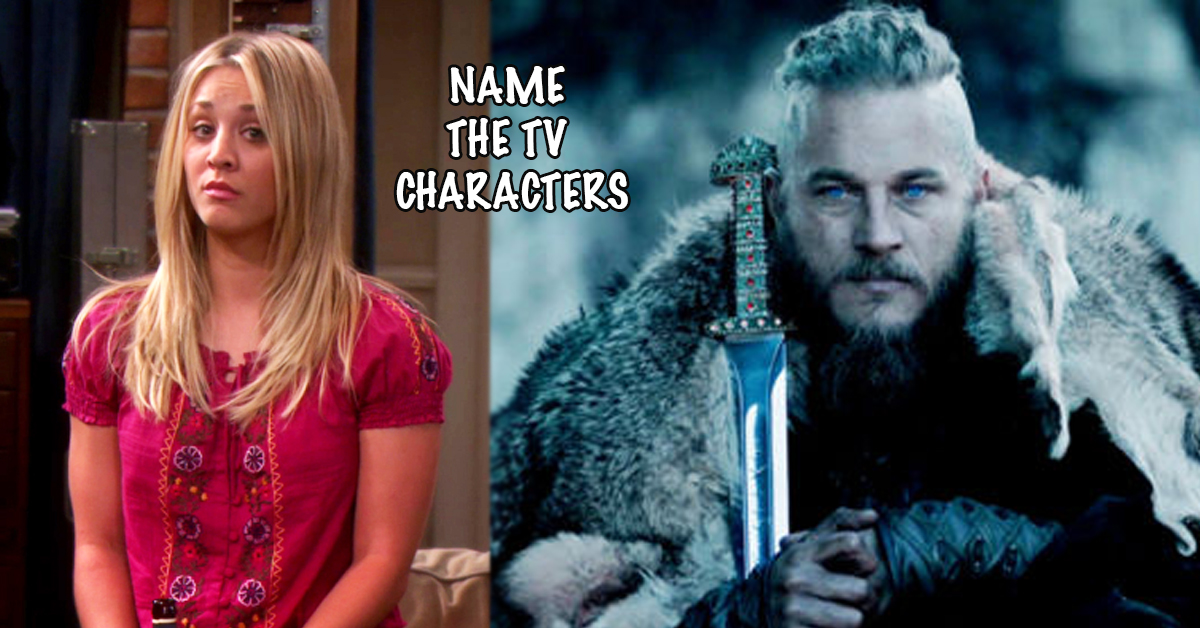 Name These Characters From 2010s TV Shows | TheQuiz