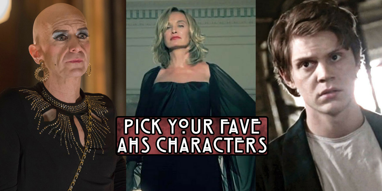 Rate These AHS Characters And We'll Guess Your Favorite Season
