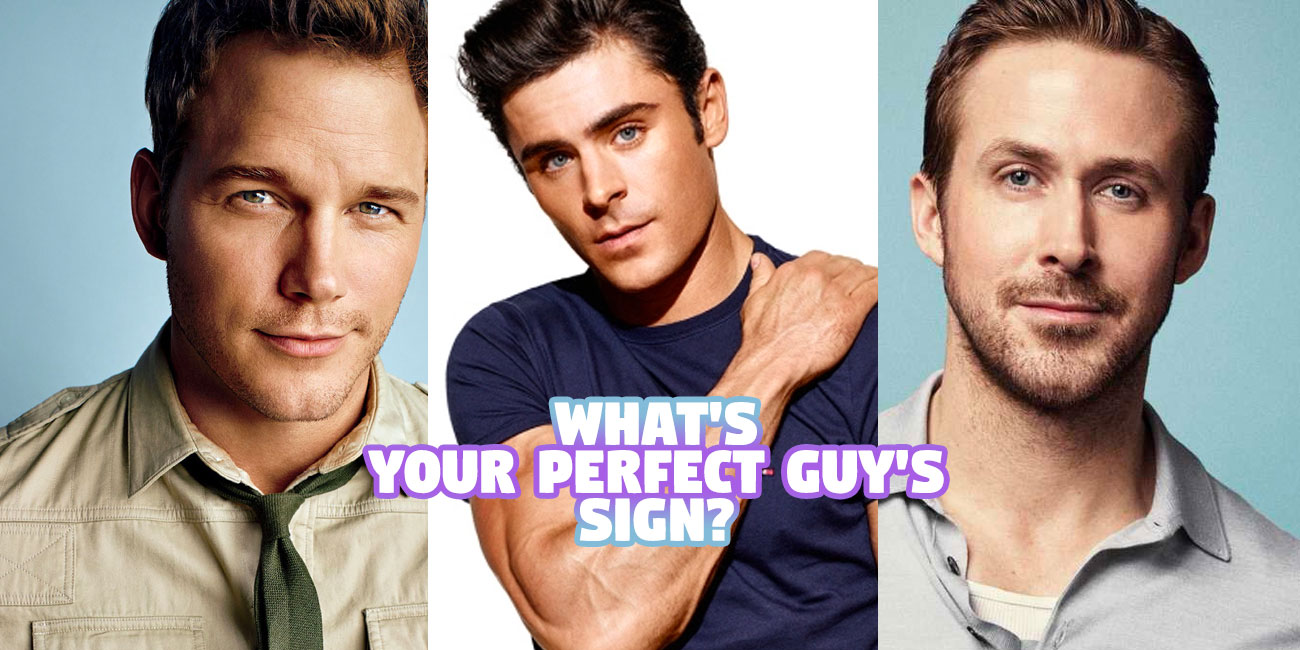 Build Your Dream Boyfriend And We'll Tell You His Sign | TheQuiz