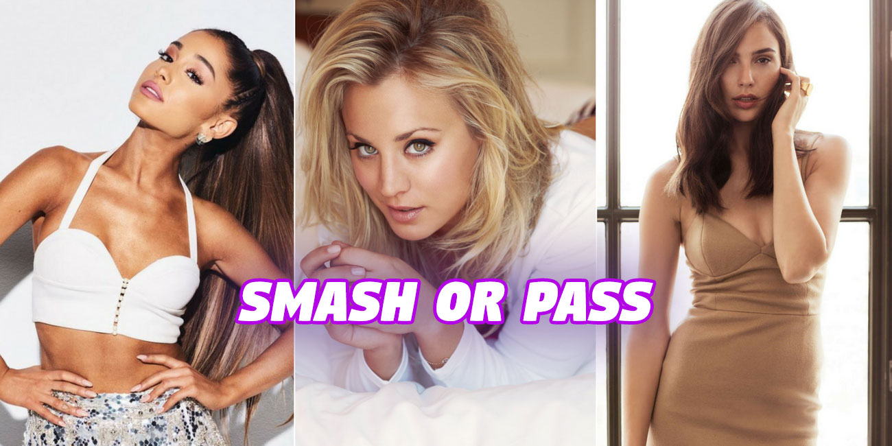smash or pass quiz girl edition