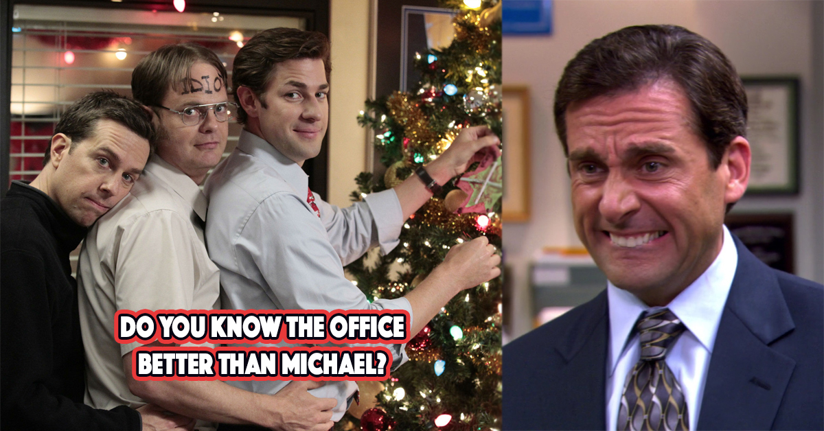 Not Even Michael Scott Can Get 100% On This The Office Quiz