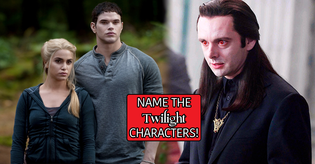 who plays in twilight characters