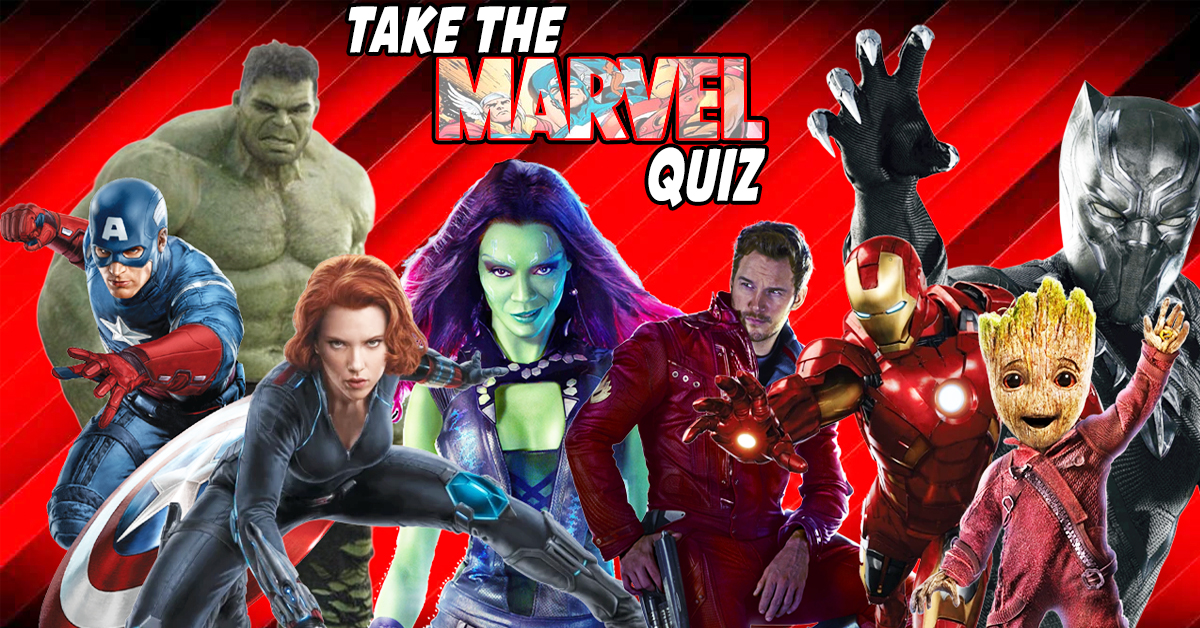 There's No Way You Can Get 100% On This Marvel Universe Quiz