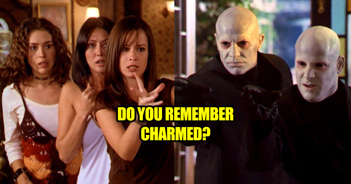 Only A Real Charmed Fan Can Ace This Quiz  Can You? | TheQuiz