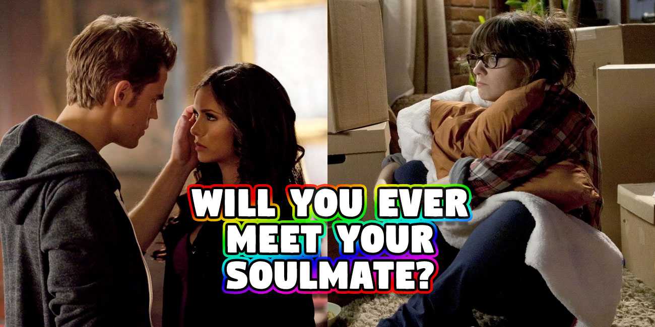 Are you hookup your soulmate quiz
