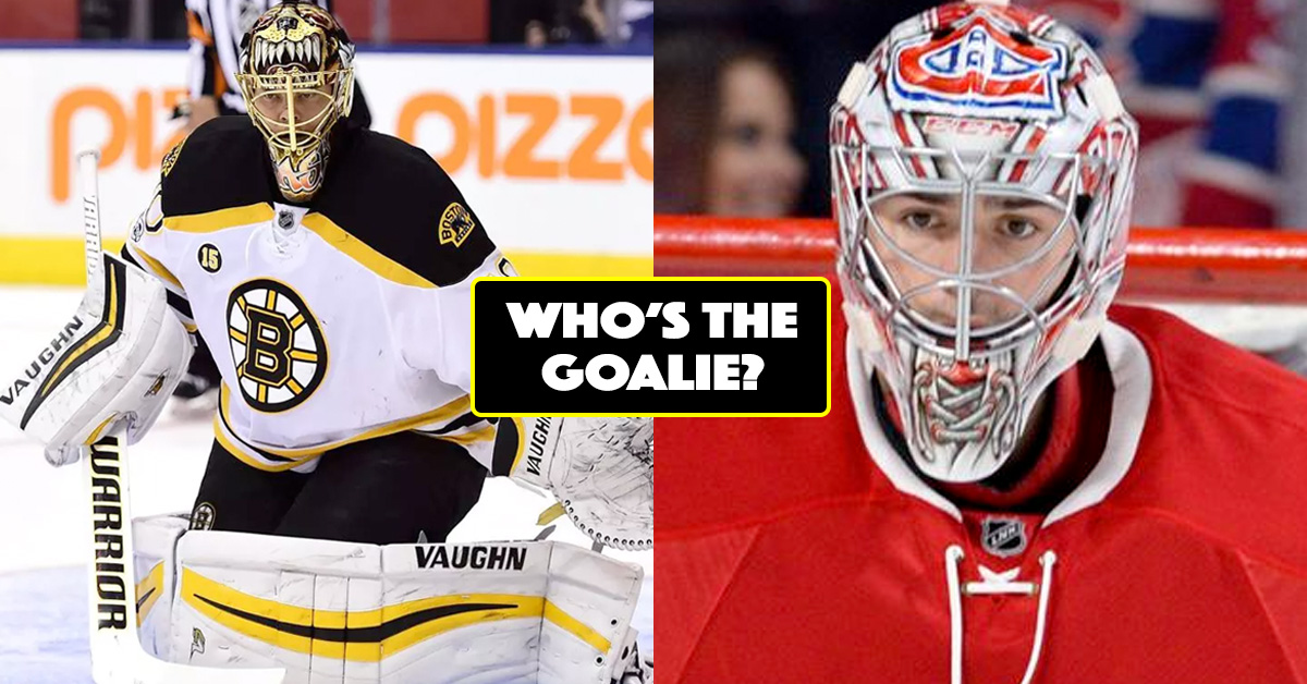 Only Real Nhl Fans Will Get 100 On This Starting Goalies Quiz