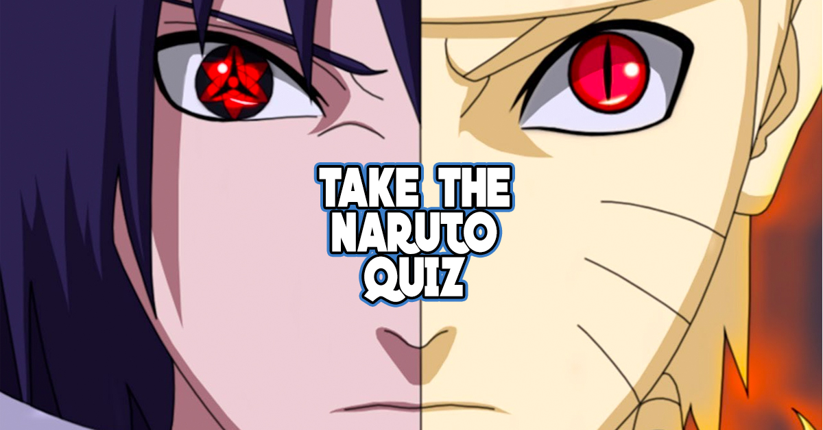 You'll Only Be Able To Score 100% On This Naruto Quiz If You're A