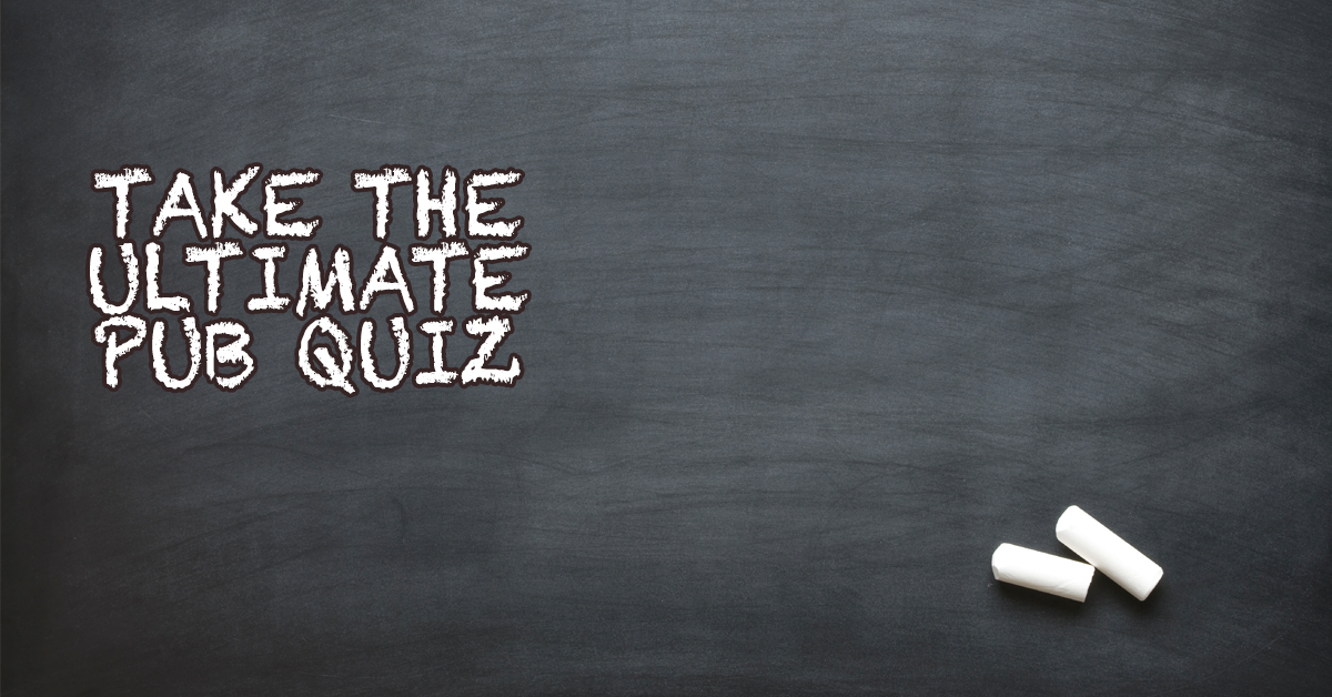 Most People Fail These Basic Pub Quiz Questions, Will You?