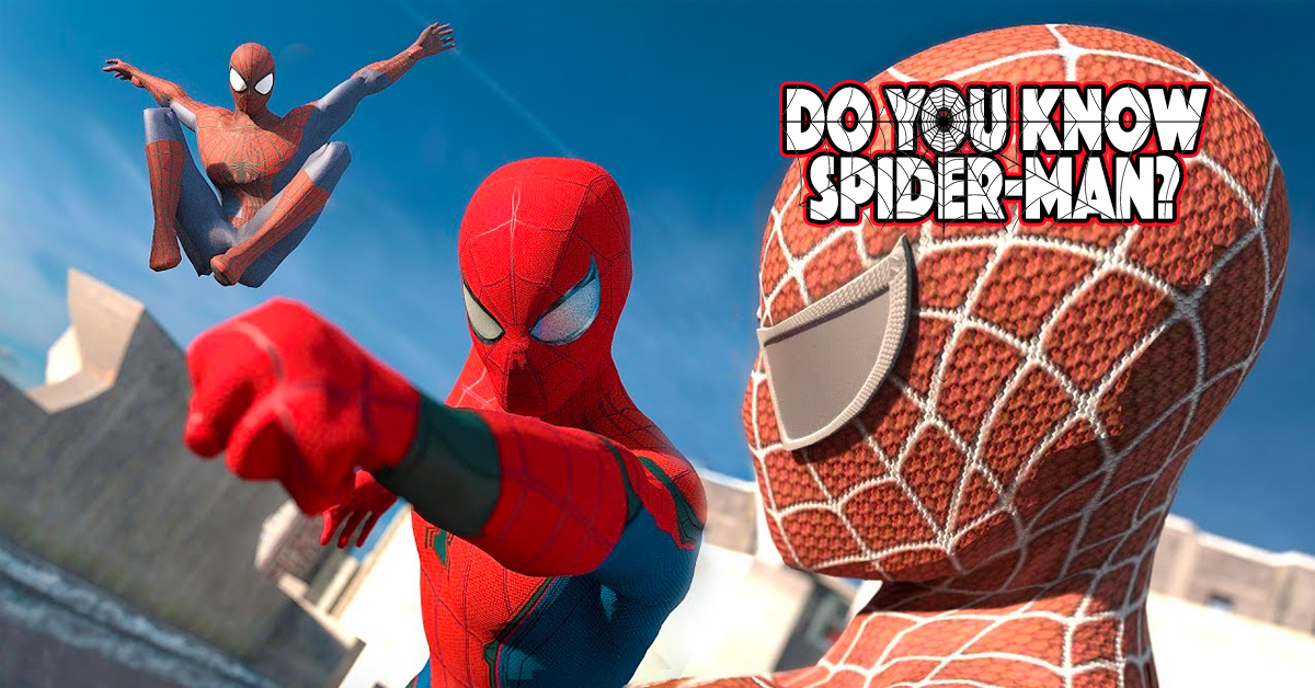 Only A True Spidey Fan Can Get 100% On This Spider-Man Quiz
