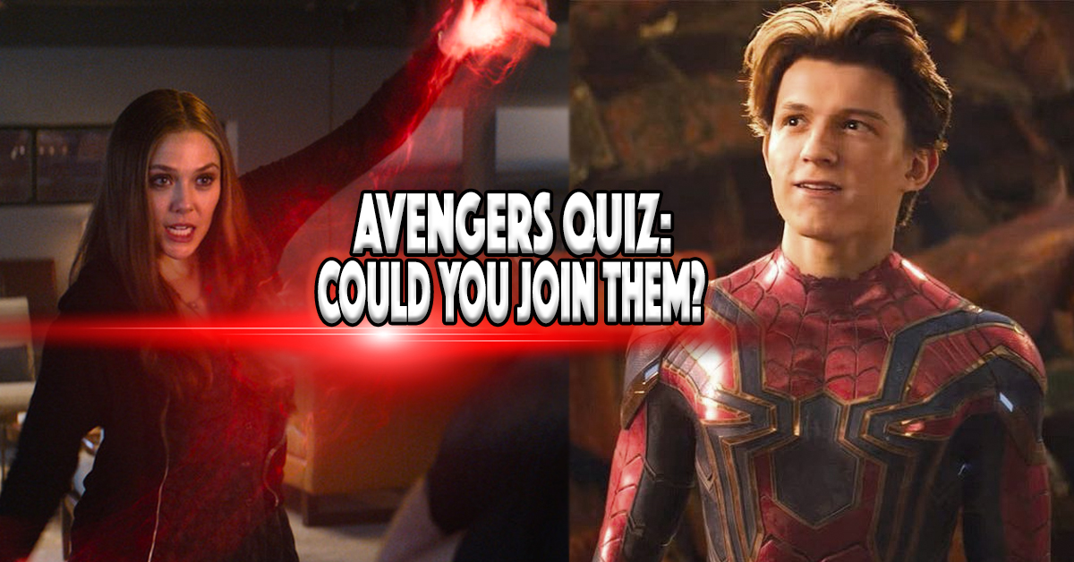 If You Can Get Over 80% On This MCU Quiz You Can Join The Avengers