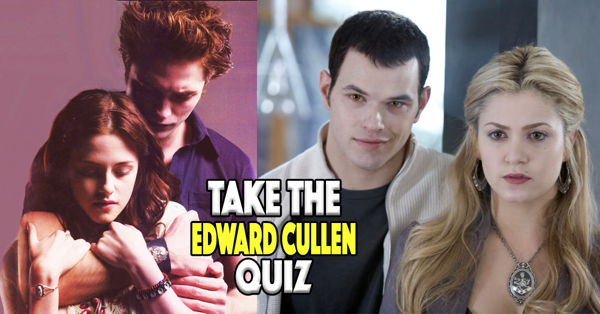 am i obsessed with twilight quiz