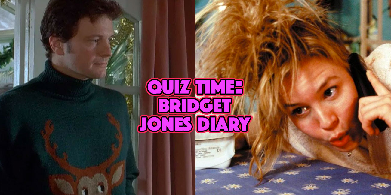You're Probably A 90s Girl If You Pass This Bridget Jones' Diary Quiz