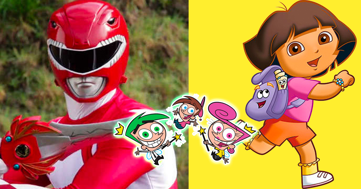 25 Big Kids TV Shows That Even Adults Know   Do You? | TheQuiz