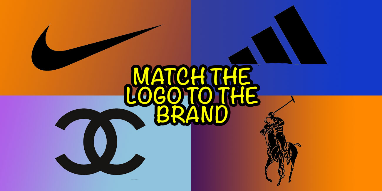 Match The Logo To The Fashion Brand | TheQuiz