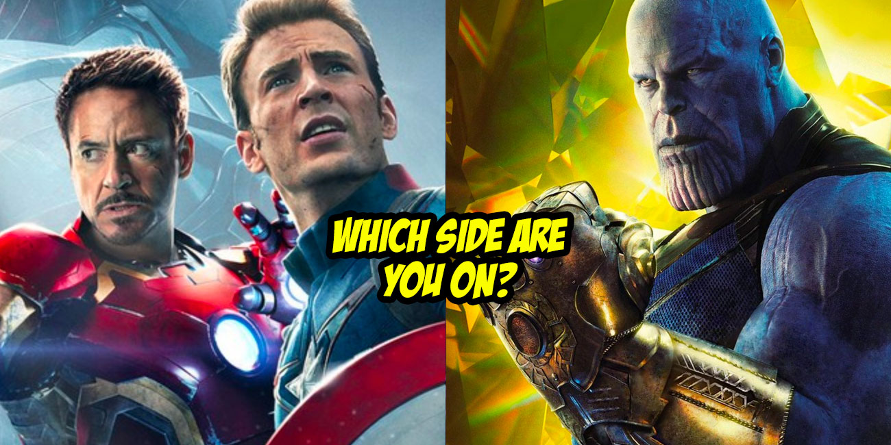 Choose Your Favorite MCU Characters And We'll Reveal If You