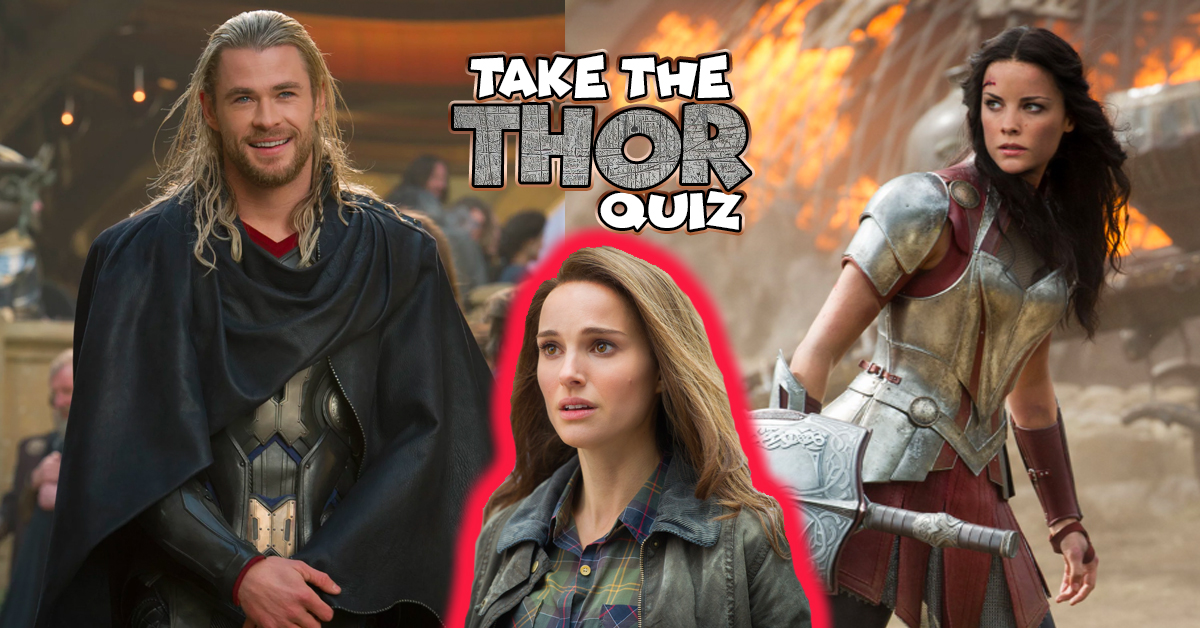 Take The Thor Quiz That Only Loki Would Pass | TheQuiz