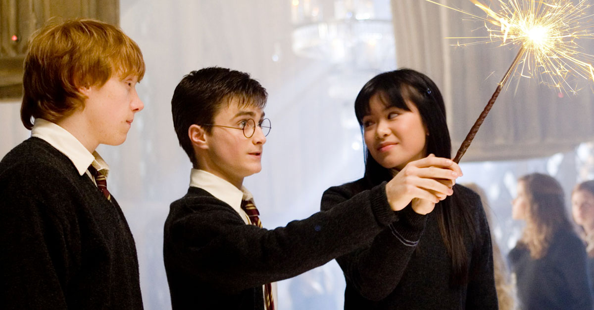 Play The Harry Potter Hogwarts Quiz To Get A Special Magical