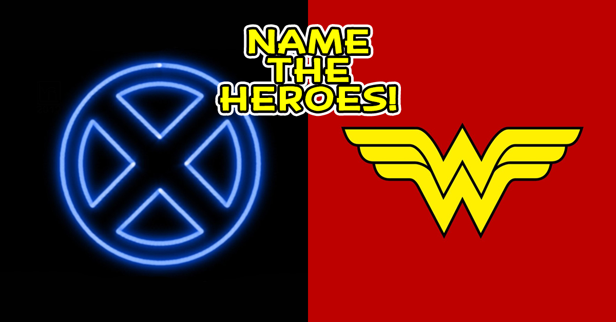 It's Impossible To Get More Than 85% On This Superhero Logo Quiz!