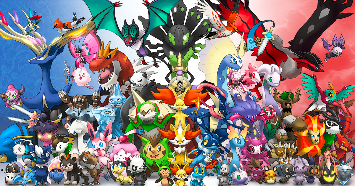 Build Your Pokémon Team And We'll Reveal Which Gym Would Be