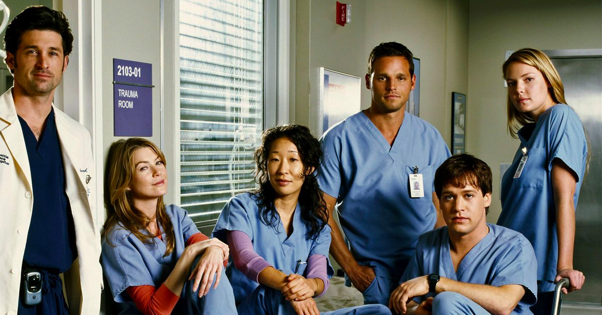 Who Remembers The First Season of Grey\'s Anatomy? Take This Quiz To ...